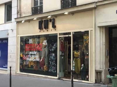 K'nl CEBE - Vêtements cuir et peau - Paris
