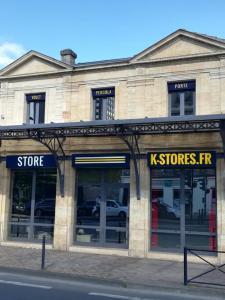 K-Stores & Pergolas Bordeaux - Stores - Bordeaux