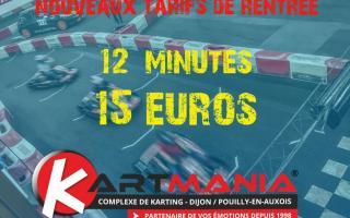 Kartmania Dijon Complexe de Karting