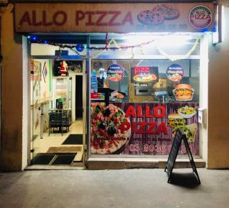 Kenza Food Allo Pizza Dijon - Restaurant - Dijon