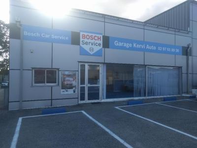Kervi Auto Concession SAS - Garage automobile - Vannes