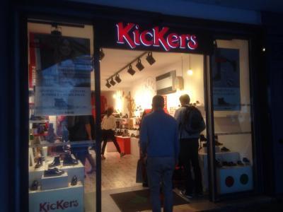 Kickers - Chaussures - La Rochelle