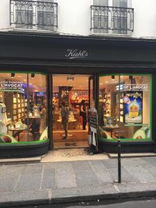 Kiehl's - Magasin de cosmétiques - Paris