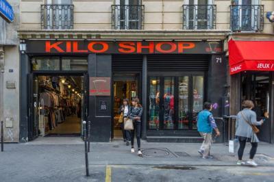 Kilo Shop - Vêtements homme - Paris