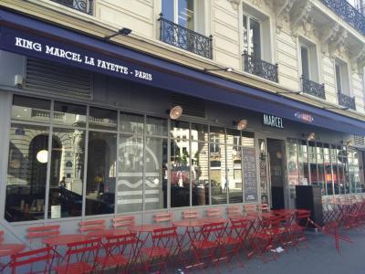 King Marcel Lafayette - Restauration rapide - Paris