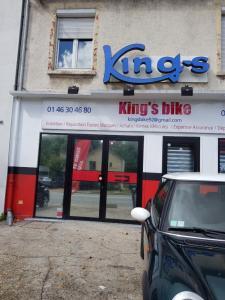 King's Bike - Vente et réparation de motos et scooters - Clamart