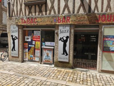 Le jazz bar lounge , tabac presse FdJ - Café bar - Poitiers
