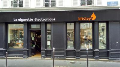 Kitclope - Articles pour vapoteurs - Paris