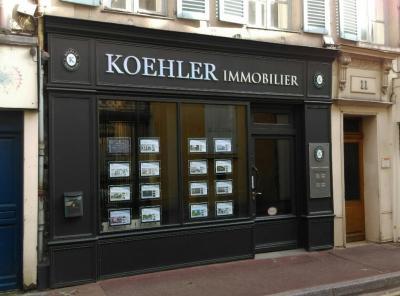 Koehler Immobilier - Agence immobilière - Saint-Germain-en-Laye