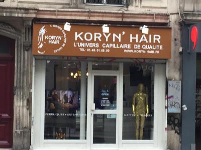 Koryn Hair Paris - Parfumerie - Paris