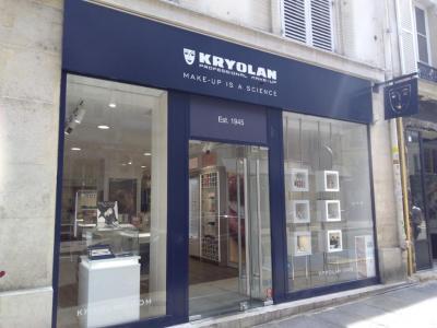 Kryolan France - Magasin de cosmétiques - Paris