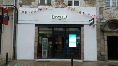 Kusmi Tea - Importation de thé - Vannes