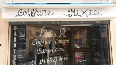 L & A Coiffure Concept - Coiffeur - Argelès-sur-Mer