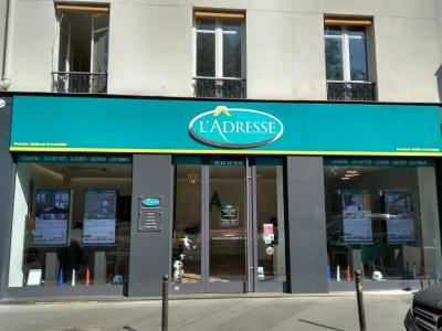 L'Adresse Mairie Immobilier - Agence immobilière - Paris