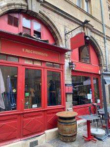 L'Alchimiste - Restaurant - Lyon