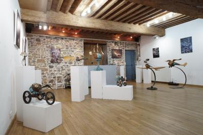 L'Alcove, atelier Leynaud de création - Galerie d'art - Lyon