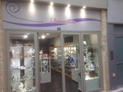 L'Ammonite - Bijoux - Niort