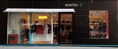 Martin C SARL - Vêtements homme - Paris