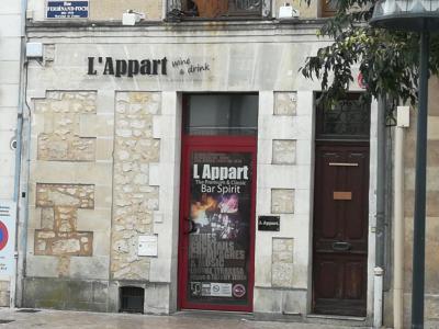 L'appart - Café bar - Poitiers