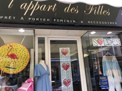L'Appart Des Filles - Vêtements femme - Clermont-l'Hérault