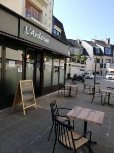 L'Ardoise - Restaurant - Brive-la-Gaillarde