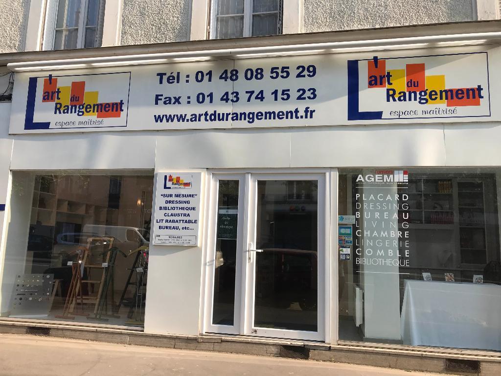 Dressing Sur Mesure Vincennes l'art du rangement vincennes - magasin de meubles (adresse)