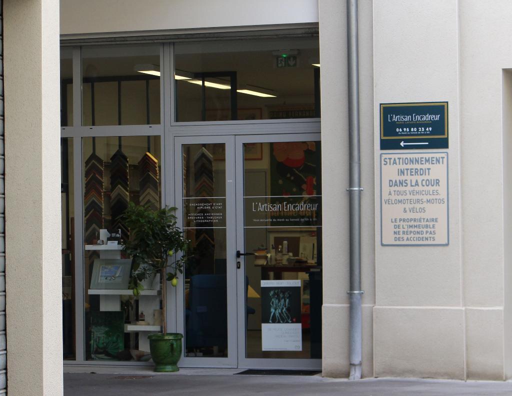Magasin Arts Plastiques Toulouse l'artisan encadreur toulouse - travaux d'encadrement