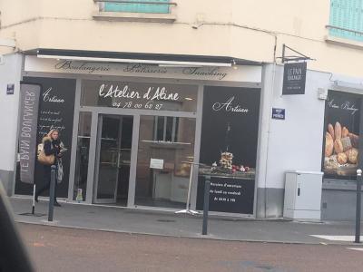 L Atelier D Aline - Fabrication de pains, pâtisseries et viennoiseries industrielles - Vénissieux