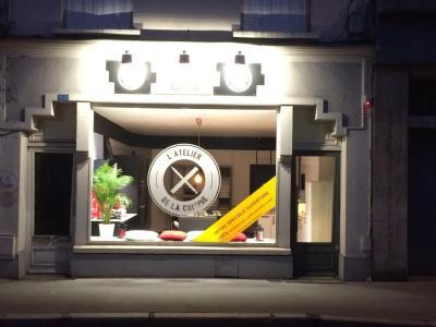 L'atelier De La Cuisine - Vente et installation de cuisines - Tours