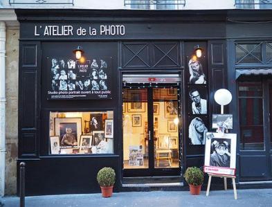 L'atelier De La Photo - Photographe de portraits - Paris