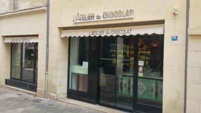 L'Atelier Du Chocolat - Chocolatier confiseur - Poitiers