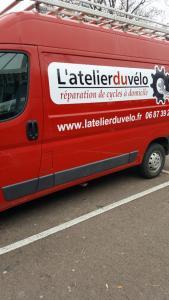 L'atelierduvelo - Vente et réparation de vélos et cycles - Cherbourg-en-Cotentin