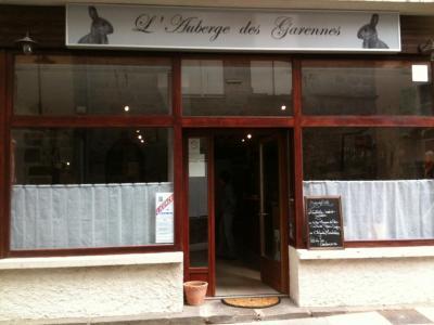 L'Auberge Des Garennes - Restaurant - Aurillac