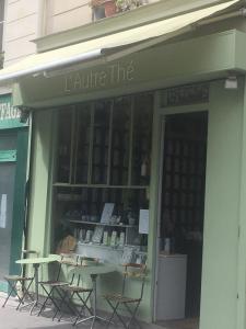 L'Autre Thé - Salon de thé - Paris