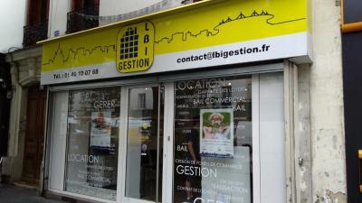 L-b-i Gestion - Agence immobilière - Saint-Ouen