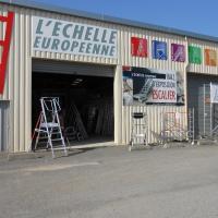 L'ECHELLE EUROPEENNE E E 91 - FONTENAY LE VICOMTE