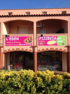 L'Eden Pizza - Restaurant - Argelès-sur-Mer