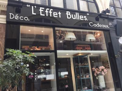 L'Effet Bulles - Magasin de décoration - Paris