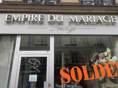 L'Empire Du Mariage - Robes de mariées - Paris