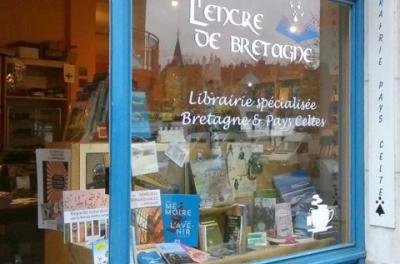L'encre de Bretagne - Librairie - Rennes