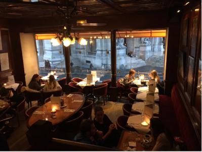 L'Entracte - Restaurant - Paris