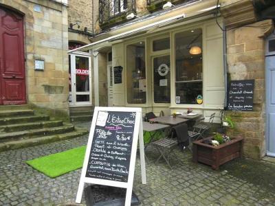 L'Entrechoc SARL - Restaurant - Vannes
