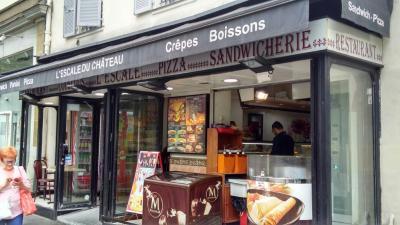 L'Escale du Chateau - Restaurant - Vincennes