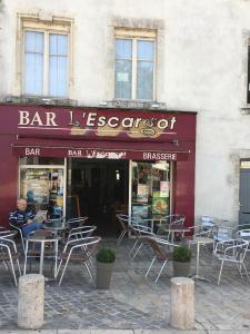 L Escargot - Café bar - Orléans