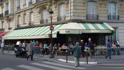 Esmeralda Brasserie - Café bar - Paris