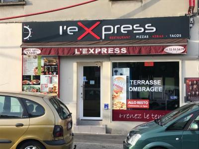 L'Express - Restaurant - Vénissieux