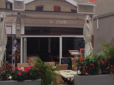 L Ilot Clarence - Restaurant - Arcachon