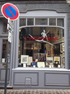 L'incartade - Galerie d'art - Lille
