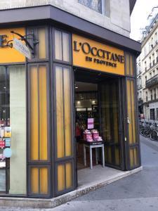 l'Occitane - Parfumerie - Paris