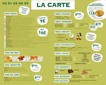 L'Olivier - Restaurant - Arcis-sur-Aube